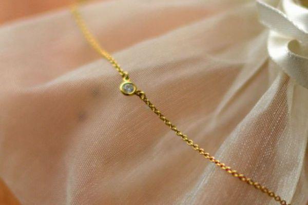 妻へのプレゼントに贈る一粒ダイヤモンドネックレスを選ぶポイント