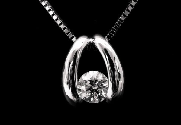 一粒ダイヤモンドネックレスを予算内で選ぶ時のポイント